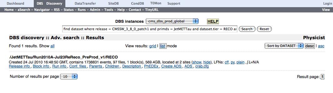 SWGuideCommandLineParsing < CMSPublic < TWiki