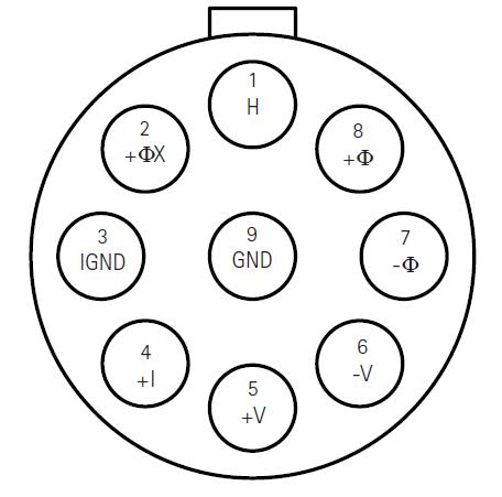 P28 Pinout Diagram