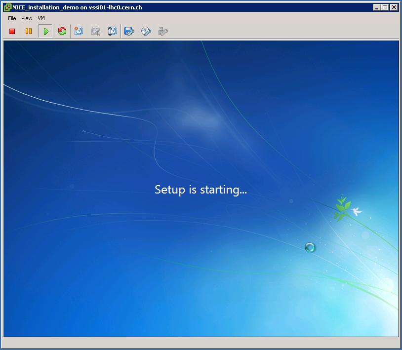 Windows Standard Installer