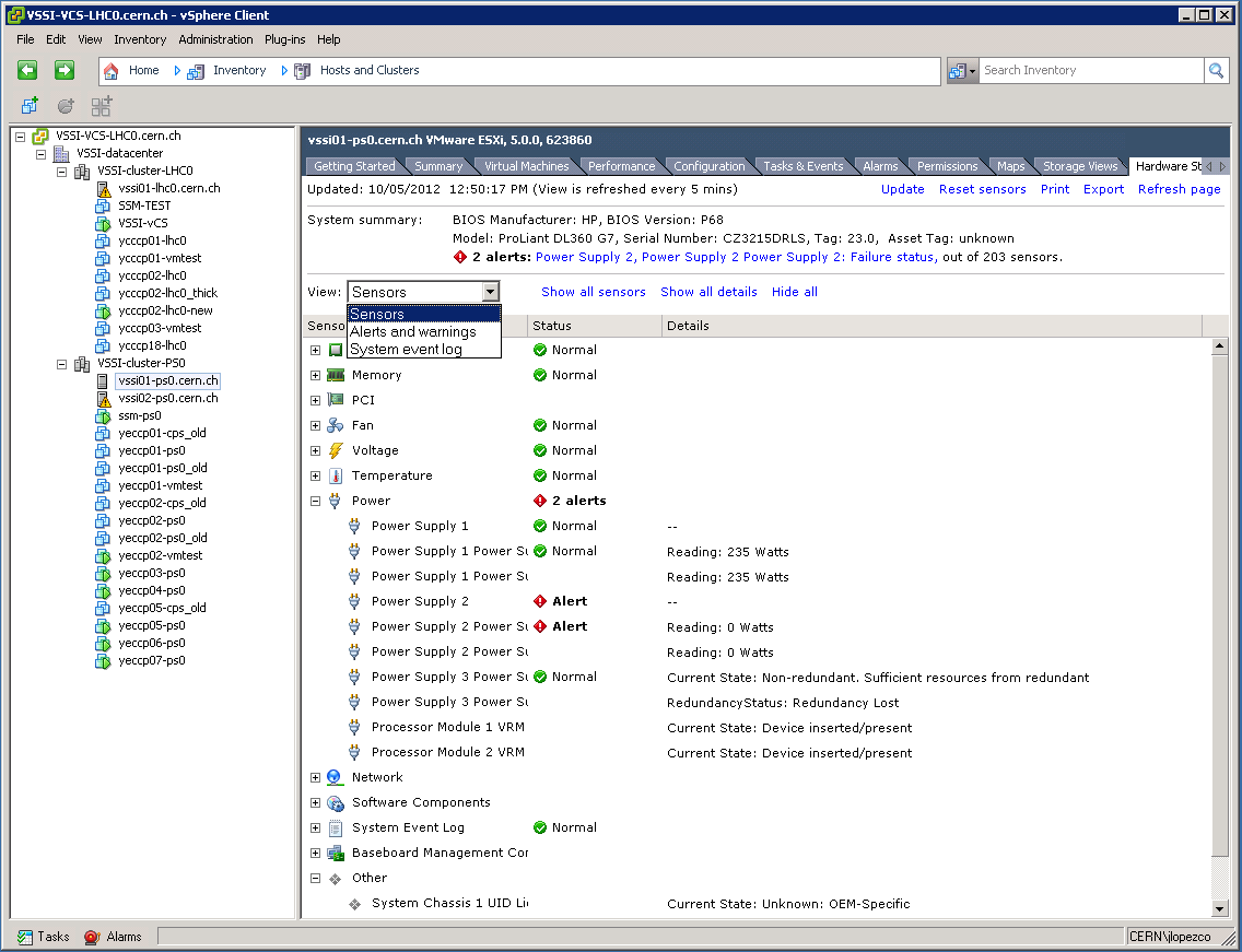 Hp Servers For Vmware Esxi